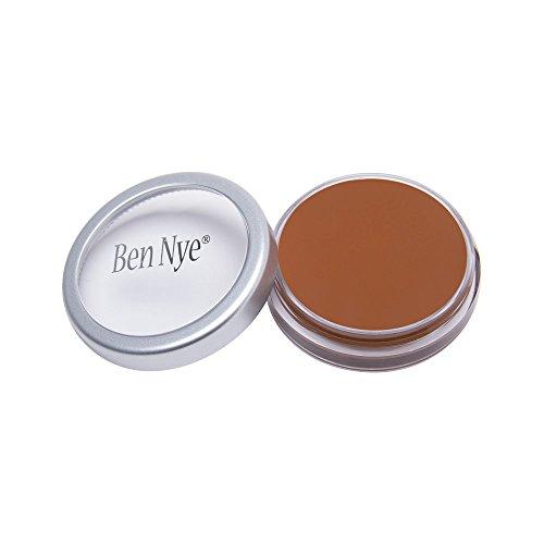 Ben Nye Creme Foundation (Ben Nye Matte HD Foundations, Mojave Bronze)