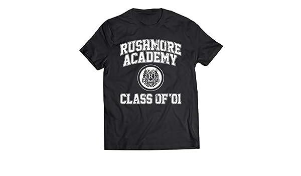 Keith060720A801 PA - Camiseta Negro Rushmore Academy Clase de 01 S: Amazon.es: Ropa y accesorios