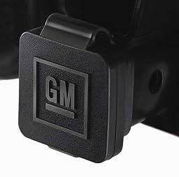 GM Logo Hitch Receiver Plug - 12496641