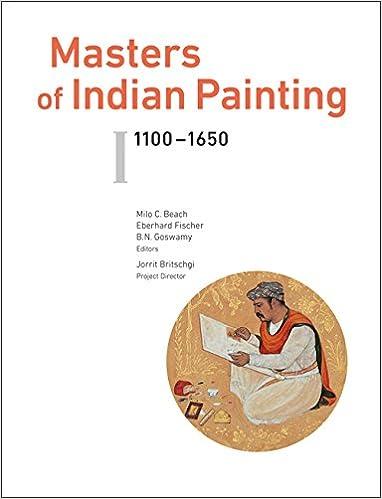 PDF Descargar Masters Of Indian Painting: Vol. 1 - 1100-1560 & Vol 2. - 1650-1900