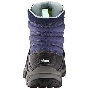 Ahnu Women's Montara Waterproof Boot,Midnight Blue,7 M US