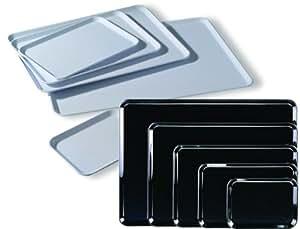 Bandejas de Plástico Presentación. Dimensiones: 20 x 15 x 1,2 cm