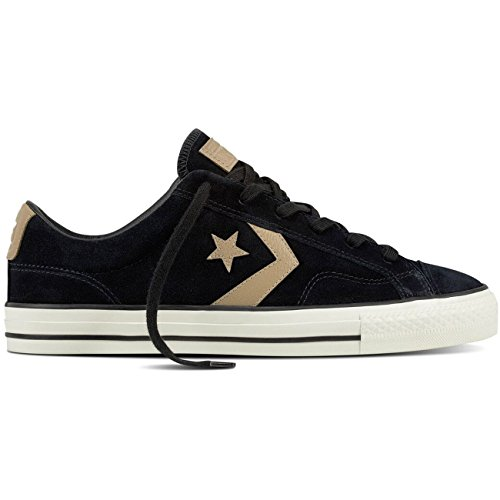 Uomo scarpa sportiva, colore Nero , marca CONVERSE, modello Uomo Scarpa Sportiva CONVERSE STAR PLAYER OX Nero Nero