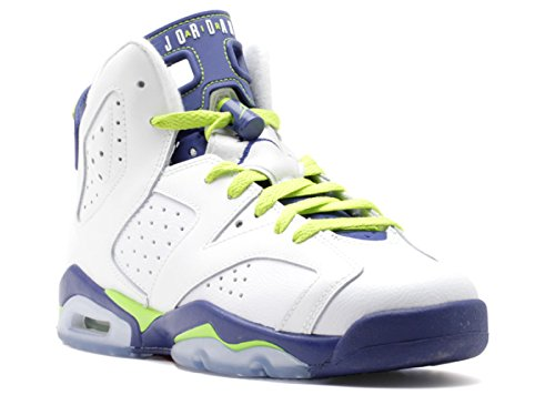 Air Jordan 6 Retro (Gs) Big Kids Style: 543390-108 Size: - Womens Jordans Uk