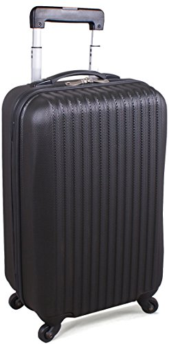 20-Inch ABS Lightweight Carry On Spinner Lugg...