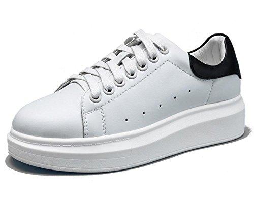 Trifle mit schwerem Boden Schuhe Sportschuhe Student Schuhe Frühlings- und Herbstschuhe Freizeitschuhe Dameneinzel , US7.5 / EU38 / UK5.5 / CN38