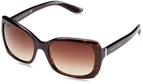 89929a9affe Ralph Lauren - Lunette de soleil Mod.8134 - Femme Dark havana Brown gradient