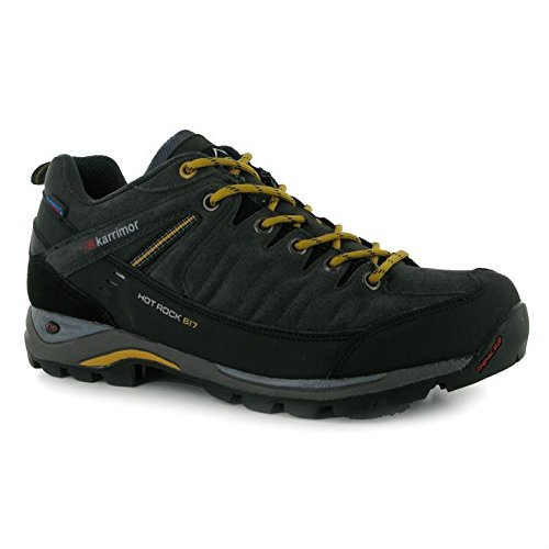 0626b85401 Karrimor Mens Hot Rock Low Lace Up Outdoor Trekking Walking Shoes   Amazon.co.uk  Shoes   Bags