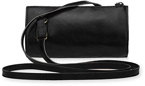 kleine Schultertasche Damentasche Clutch