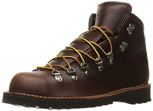Danner Men's Portland Select Mountain Pass Hiking Boot Dark Brown OD5oxViUne