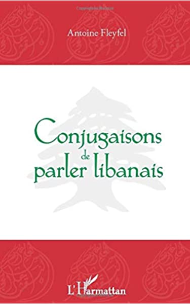 Conjugaisons De Parler Libanais French Edition Fleyfel Antoine 9782296562745 Amazon Com Books
