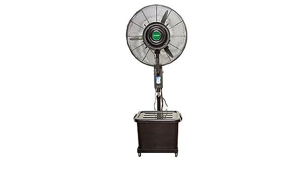 Ventiladores ZR- Atomizador Humidificación Atomizadora Eléctrica ...