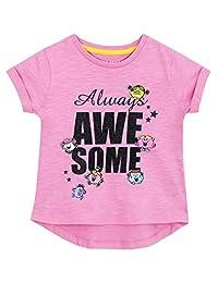 Mr Men Girls Little Miss T-Shirt