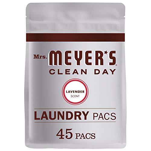 (Mrs. Meyer's Laundry Pacs, Lavender, 45 CT)