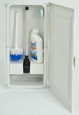 Hy-dit Toilet Plunger Storage Kit