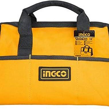Ingco Tool Bag (HTBG28131, 13 Inches, Yellow) 8