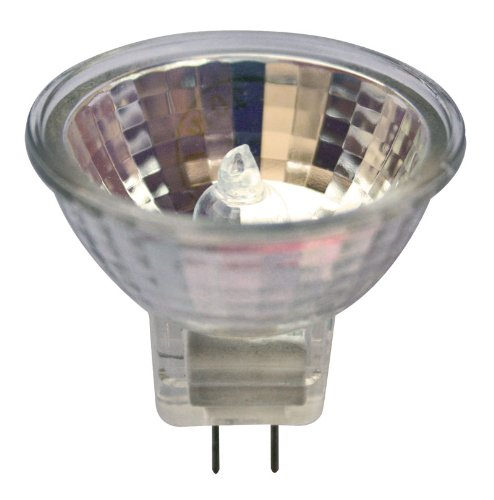 MR16 EXN Type w/ Glass Cover 50W GX5.3 Base 120V ()