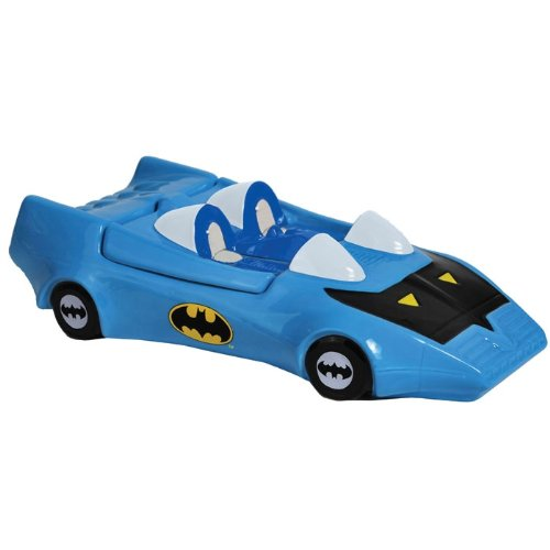 - Westland Giftware Bat Mobile Ceramic Cookie Jar, 3.25-Inch