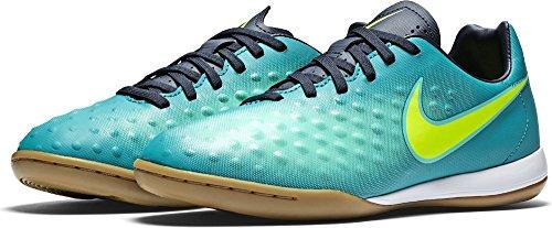 Nike Unisex-Erwachsene 844422-375 Hallenfußballschuhe Blau