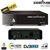 Zgemma Zedo H9S Enigma 2 IPTV Ultra HD 4K FTA UHD Stalker DVB S2X Satellite Receiver