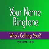 Who's Calling You Ringtones