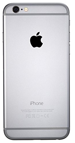 Apple iPhone 6 64GB Unlocked GSM Smartphone – Space Gray (Certified Refurbished)