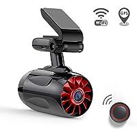 VANTRUE T1 WiFi Super Capacitor GPS Dash Cam Super HD 2K...