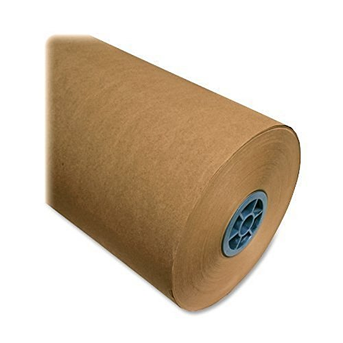 Sparco Bulk Kraft Wrapping Paper -