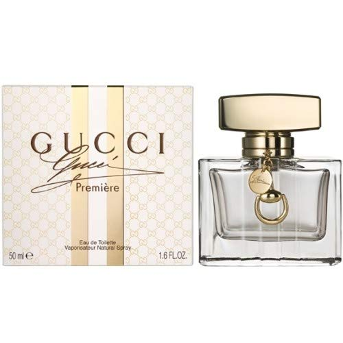 Gûcci Premiere by Gûcci Eau De Toilette Spray Perfume For Women 1.6 FL. OZ./50 ml