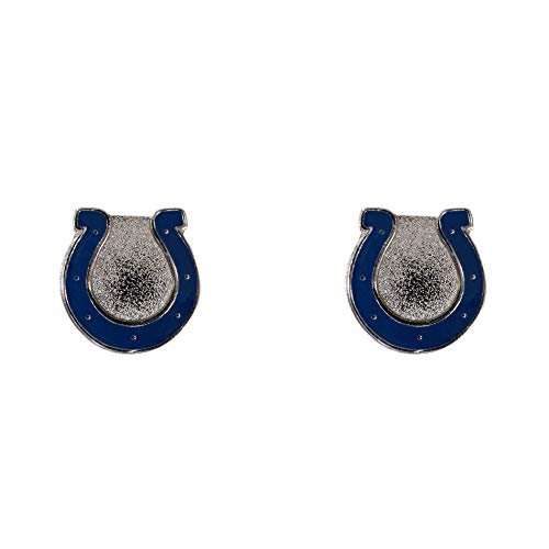 (NFL Indianapolis Colts Team Post Earrings)