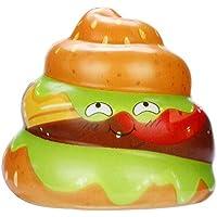 Rameng- Caca Emoji, Squishy Caca Multicolore Jouet Anti-Stress Kawaii Squishy Doux Jouet de Décompression