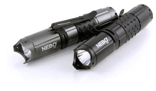 Nebo 5519 CSI Edge 50 Mini Flashlight with Clip