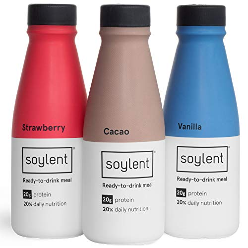 Soylent Replacement Drink Piece Variety product image