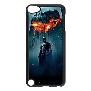 Batman YT0063128 Phone Back Case Customized Art Print Design Hard Shell Protection Ipod Touch 5