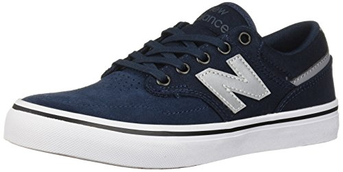 New Balance Men's 331v1 Skate Shoe, Navy/White, 6.5 D US
