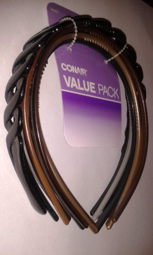 Conair Value Pack Pcs Headbands