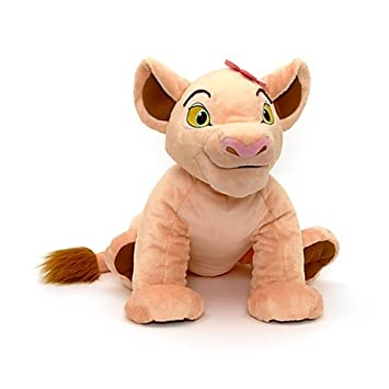 Disney Store Nala 55 cm El Rey León Peluche Original Simba Grande Gigante