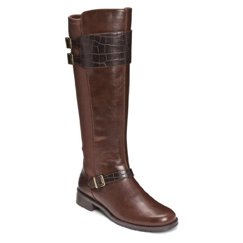 Aerosoles Women's Bridel Suite Boot,Brown,9.5 M (Suite Women)