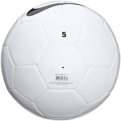 Nike Team Training Balón, Unisex Adulto, Blanco/Negro, 4: Amazon ...