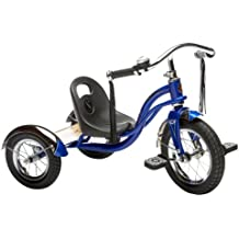 "Schwinn Roadster Tricycle, 12"" wheel size, Trike Kids Bike Blue"