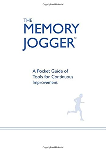 the memory jogger a pocket guide of tools for continuous rh amazon com six sigma memory jogger ii a pocket guide the memory jogger ii a pocket guide of tools for continuous improvement and effective planning