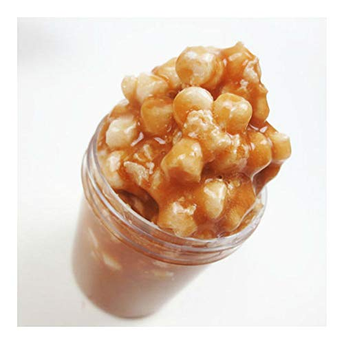 - Caramel Popcorn (Scented) (Clear Slime Base) - 4oz - Made in USA