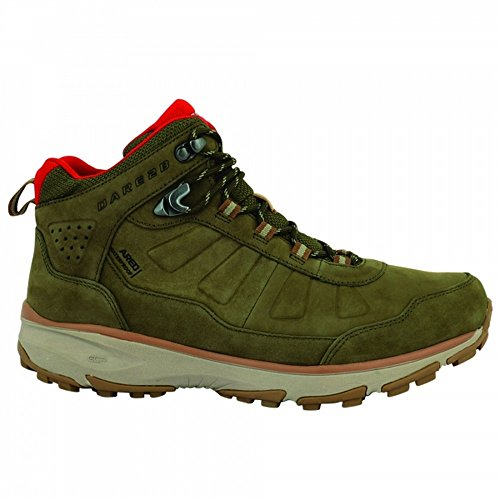 Dare 2b Mens Cortex Shock Absorbing Breathable Leather Walking Boots Camo/Seville