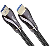 SAIDESI 4K/3D HDMI Cable, High Speed 18Gbps-Professional HMDI Cable Series (10.0ft/3.0M)