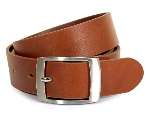 (TW3-116) Women Belt 100% Real Leather Black, Brown, White Size 28~42