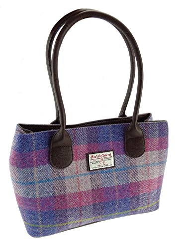 47 Available LB1003 Col 19 Handbag 100 New Harris Ladies Classic Colours Tweed wPRqaaU
