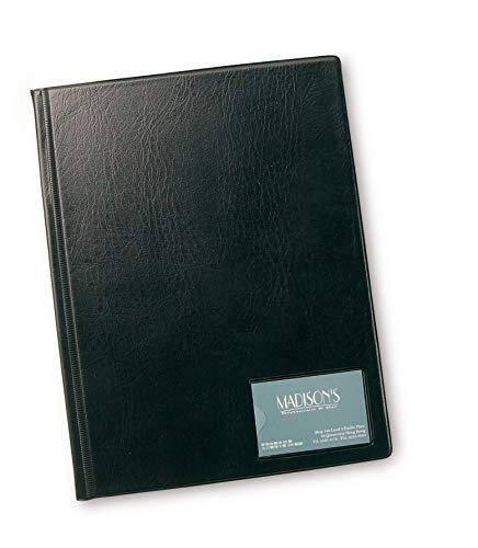 (Rapesco A4 Hardbacked Display Book 36)