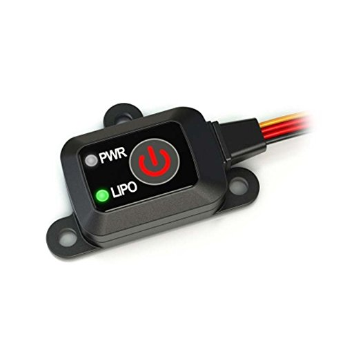 SkyRC Power Switch MCU on/off Controlled for LiPo NiMH Batte