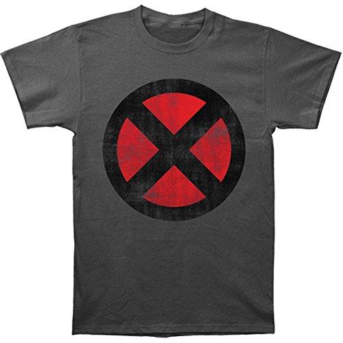 MARVEL X-MEN Classic Comics Distressed Logo T-Shirt