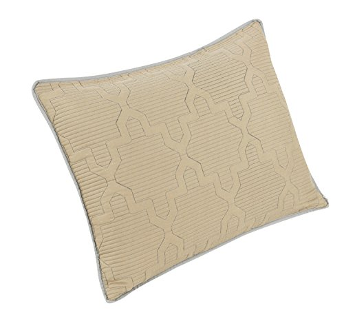 quilted standard pillow shams - 7